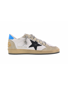 Ballstar Leather Upper And Sta
