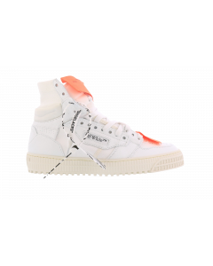 3.0 Off Court Leather White Wh