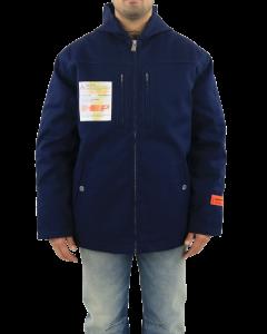Label Fr Worker Jacket Blue